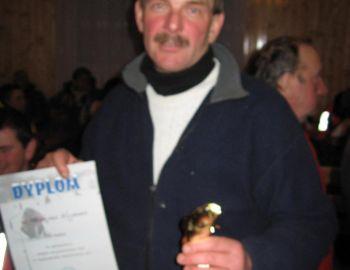 Podlodowe Mistrzostwa Okręgu Mazowieckiego 06.02.2010